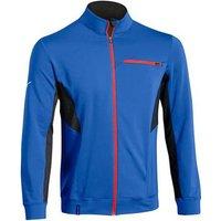 Mizuno Breath Thermo Mid Active Jacket - Blue