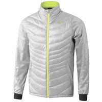 Mizuno Breath Thermo Full Zip Jacket - Vapor Blue Small