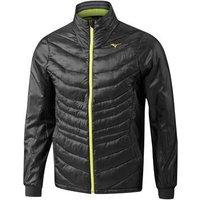 Mizuno Breath Thermo Full Zip Jacket - Black Small
