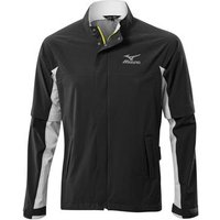 Mizuno Impermalite F20 Rain Jacket - Black Small