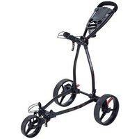 Big Max Blade+ Golf Push Trolley - Black