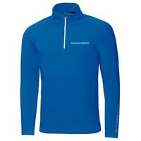 Galvin Green Dean Tour Insula Pullover - Kings Blue/White Medium