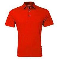 Oscar Jacobson Collin Tour Poloshirt - Red Small