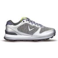 Chev Vent Golf Shoe Mens UK 7 Standard Grey/Silver