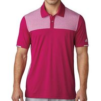 Climachill Heather Block Competition Polo Shirt - Ultra Beauty Mens Small Ultra Beauty