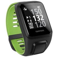 TomTom Golfer 2 SE GPS Watch - Black/Green