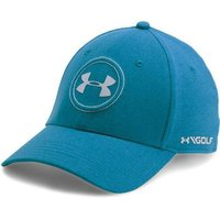Under Armour Jordan Spieth Tour Cap - Bayou Blue Medium/Large