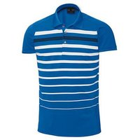 Galvin Green Max Golf Polo Shirt - Kings Blue Medium