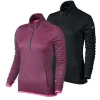 Nike Ladies Thermal Half Zip Top (N1L51)
