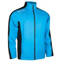 Sunderland Vancouver Mens Waterproof Jacket - Azure Blue Small