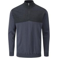 Ping Knight Lined Sweater - Navy Small