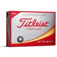 Titleist DT TruSoft Golf Balls 1 Dozen