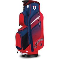 Callaway Chev Org Cart Bag 2018 - Red/navy/white