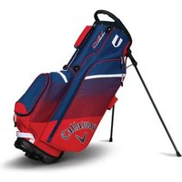Callaway Chev Stand Bag 2018 - Red/navy/white