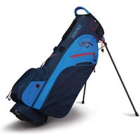 Callaway Fusion Zero Stand Bag 2018 - Navy/royal/red