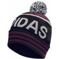 Adidas Pom Beanie Hat - Black