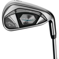 Callaway Rogue X Irons Mens Right KBS Max 90 Regular GW