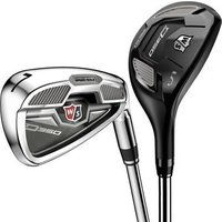 Wilson Staff D350 Mens Combo Iron Set Steel