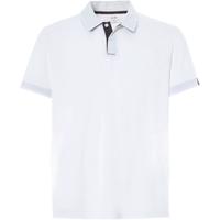 Oakley Divisional Polo Shirt - White Mens Small