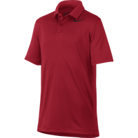 Nike Junior Victory Dry Polo - Red Small
