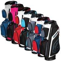 Callaway Chev Org Golf Cart Bag 2019 Black/blue/white