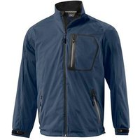 Mizuno Impermalite Flex Rain Jacket - Dress Blue (M22)