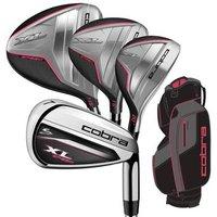 Cobra XL Speed 11pc Womens Full Full Golf Package Set
