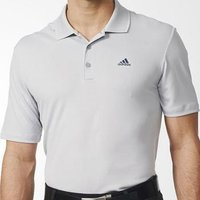 Adidas Performance Polo Shirt - Stone