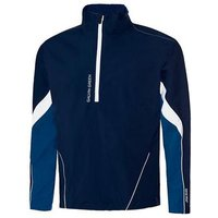 Galvin Green Armando Gore-tex Half Zip Paclite Jacket - Navy Medium