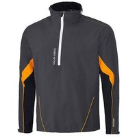 Galvin Green Armando Gore-tex Half Zip Paclite Jacket - Iron Grey Medium