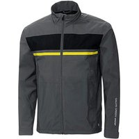Galvin Green Adam Gore-Tex Jacket - Iron/Yellow/Black Medium