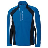 Galvin Green Addison Half-Zip Gore-Tex Jacket - Kings Blue/Black/White Medium