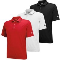 Adidas Boys Junior Solid Jersey Polo Shirts (adaw154)