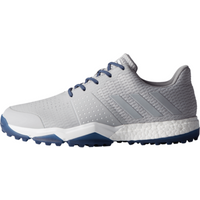 Adipower S Boost 3 Grey Noble Indigo Mens UK 7 Medium Grey