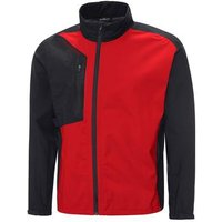 Andres Gore-tex Paclite Jacket - Black/red Mens Small Black/red