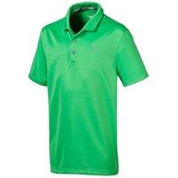 Boys Essential Polo - Irish Green Junior Small (age 7-8) Green