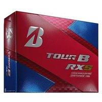 Bridgestone Tour B Rxs Golf Balls - White 1 Dozen