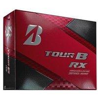 Bridgestone Tour B Rx Golf Balls - White 1 Dozen