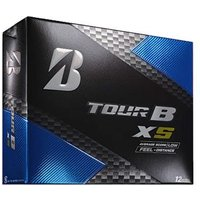 Bridgestone Tour B Xs Golf Balls - White 1 Dozen