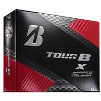 Bridgestone Tour B X Golf Balls - White 1 Dozen