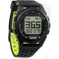 Bushnell Golf Neo iON GPS Watch - Black/Green
