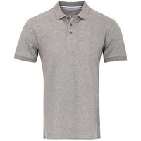 Calvin Klein Mens Midtown Radical Cotton Polo - Grey Small