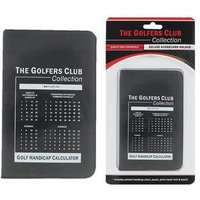 Golfers Club Scorecard Holder