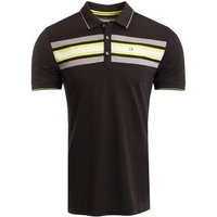 Calvin Klein Swerve Polo - Black Small