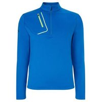 Callaway 1/4 Zip Fleece - Magnetic Blue Medium (CC-1)
