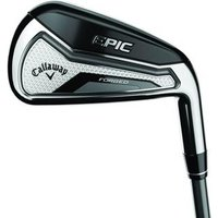 Epic Forged Irons - Steel Mens Right Regular Aerotech Steelfiber Fc 4