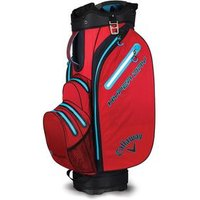 Callaway Hyper Dry Cart Bag 2018 Callaway - Red/black/blue