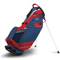 Callaway Hyper Lite 3 Stand Bag 2018 - Navy/red/white