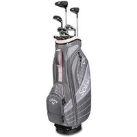 Callaway Ladies Solaire 8 Piece Golf Set 2018 - Cherry Blossom