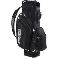 Titleist Lightweight Cart Bag - Black / White